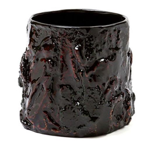 伝統工芸 輪島塗 練乾漆 KOKEMUSU ロックカップ