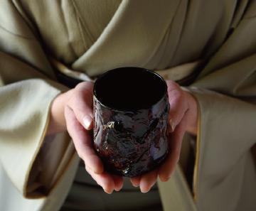 輪島塗ぬり工房楽  KOKEMUSU CUP 経過イメージ
