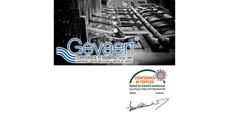 ベルギーの老舗テキスタイルメーカー Gevaert(ゲバルト)