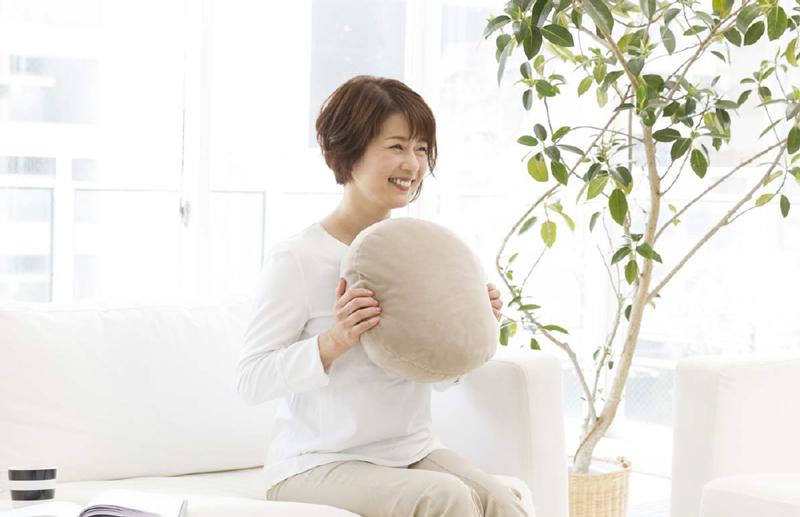 女性でも使いやすい適度な抵抗感で毎日のエクササイズを後押しします。