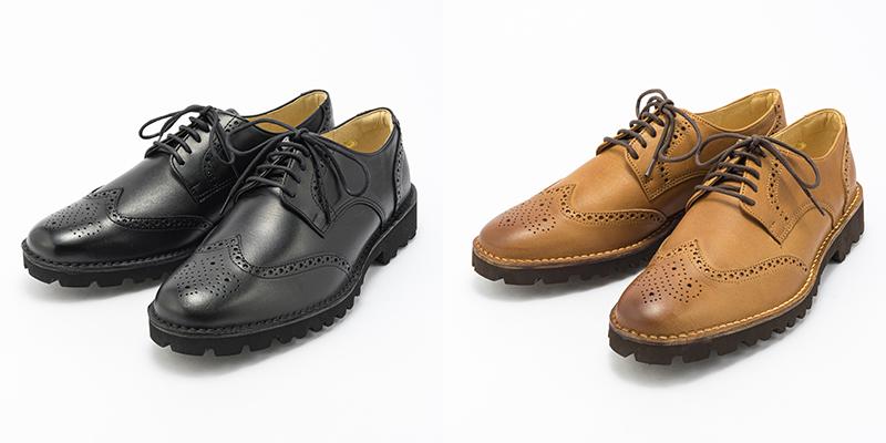 神戸・長田の老舗メーカー、金谷製靴の履き心地のよいレザーシューズ