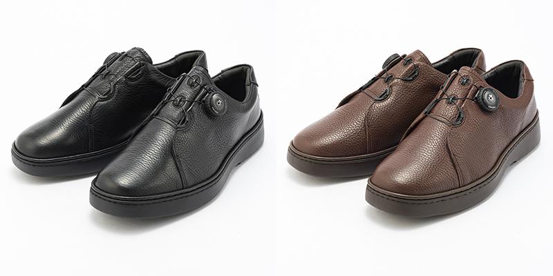 神戸・長田の老舗靴メーカー、金谷製靴のやさしい履き心地のウォーキングシューズ。