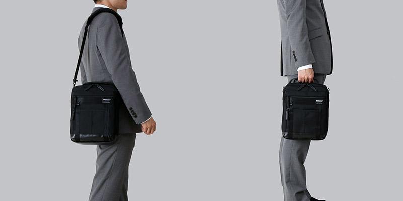 衣川産業 バーマス バウアー3 ショルダーS