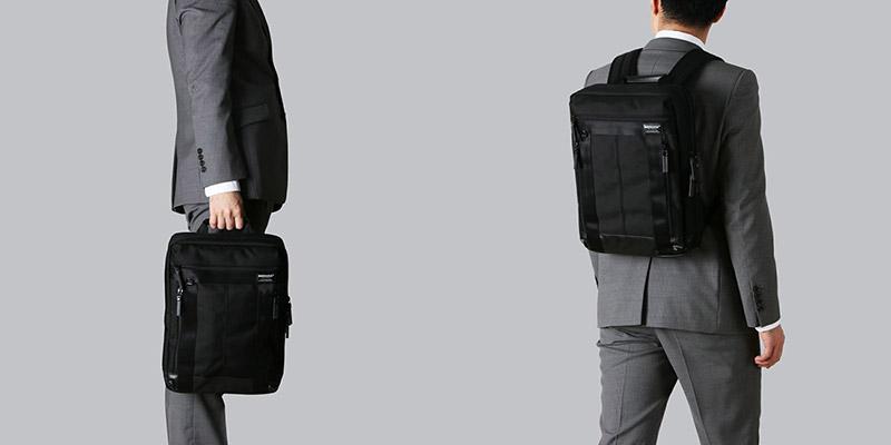 衣川産業 バーマス バウアー3 リュックS