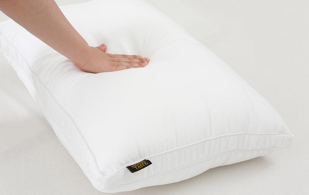 西川 ホテルテイスト マシュマロタッチ枕布