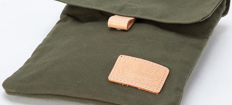 平野鞄 Pistache(ピスタッシュ) フラップミニショルダー