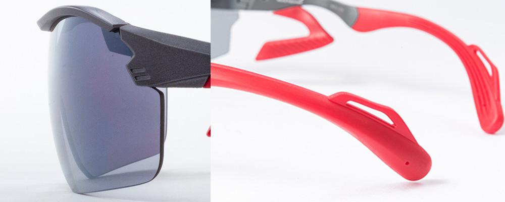 ジゴスペック 鼻でかけないサングラス エアフライ 2021モデル