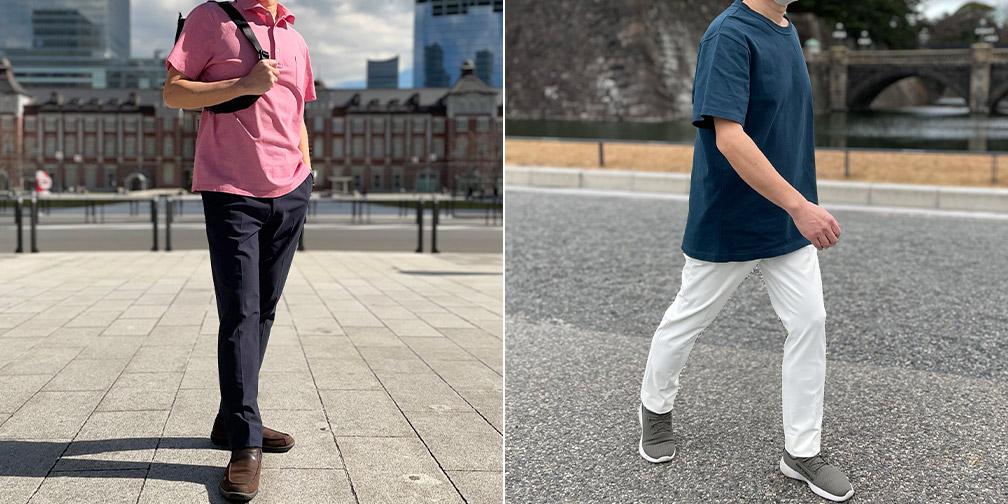 365日毎日はきたくなる日本製の上質パンツ ARIKI(有木)メンズパンツ