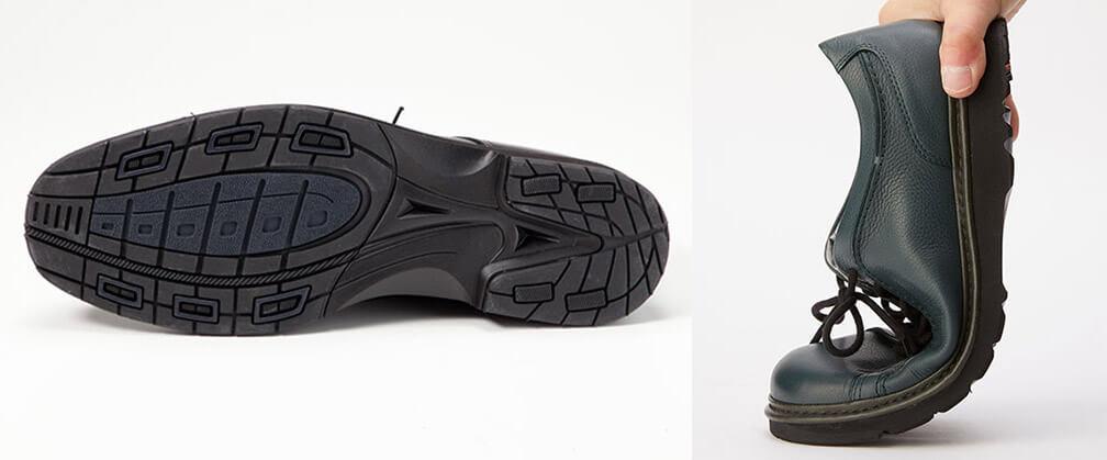 革靴なのにスニーカーのような履き心地 金谷製靴