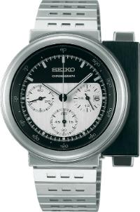 0b6424ba52 1983年、イタリアの工業デザイン界の巨匠、ジョルジェット・ジウジアーロ氏のデザインによるクロノグラフモデルが一世を風靡した。その復刻モデルが数量限定で 登場。80 ...