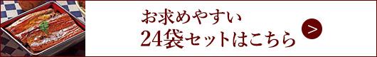 大新 鹿児島県産 うなぎ蒲焼きお求めやすい24袋セットはこちら