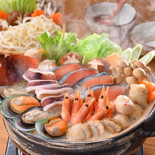 小樽海洋水産 石狩鍋セット A1727 1箱:1kg