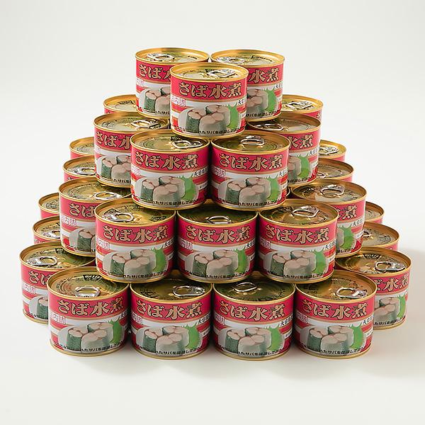 極洋 鯖の水煮缶 24缶