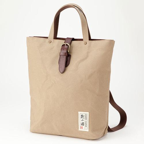 鞄の國 6号帆布3WAYトートバッグ