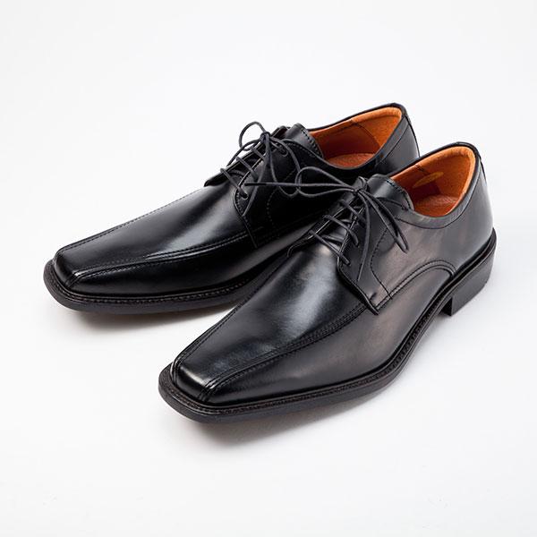 金谷製靴 KANEKA 日本製 牛革ビジネスシューズ スワール 4E