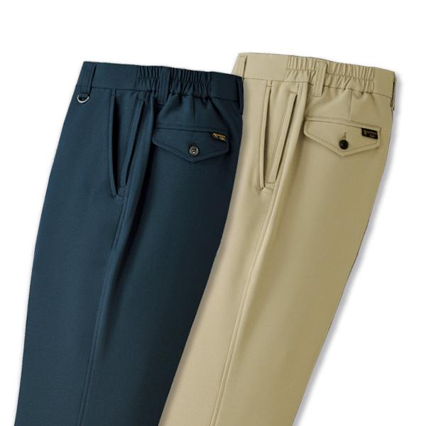 フレンドリー ハンティントン・クラブ 旅に重宝パンツ 2色組 957384