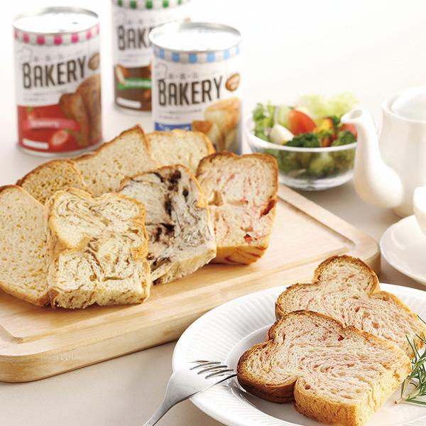 アスト 新食缶ベーカリー缶入りソフトパン a14634 1セット(12缶:4種類×各3缶)