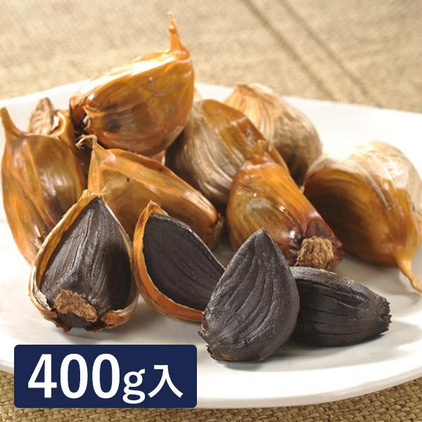 ファミリー・ライフ 青森県産 熟成発酵黒にんにく 1セット(400g:200g×2)