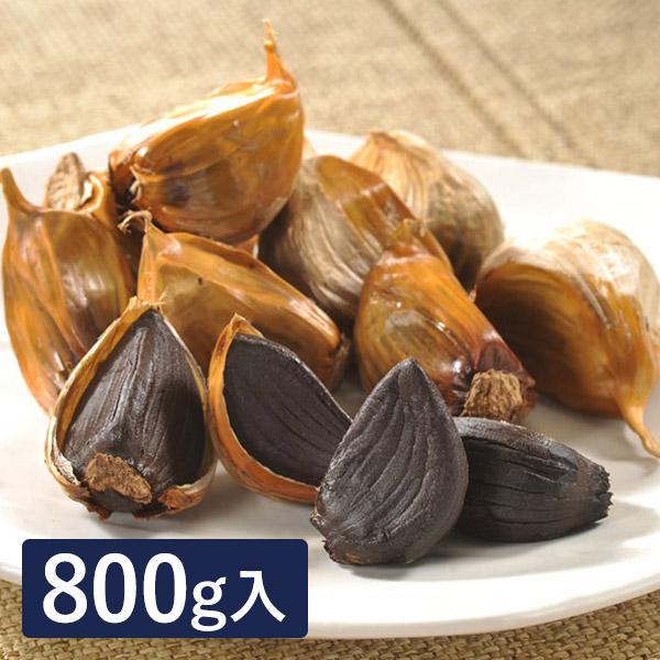 ファミリー・ライフ 青森県産 熟成発酵黒にんにく 1セット(800g:200g×4)