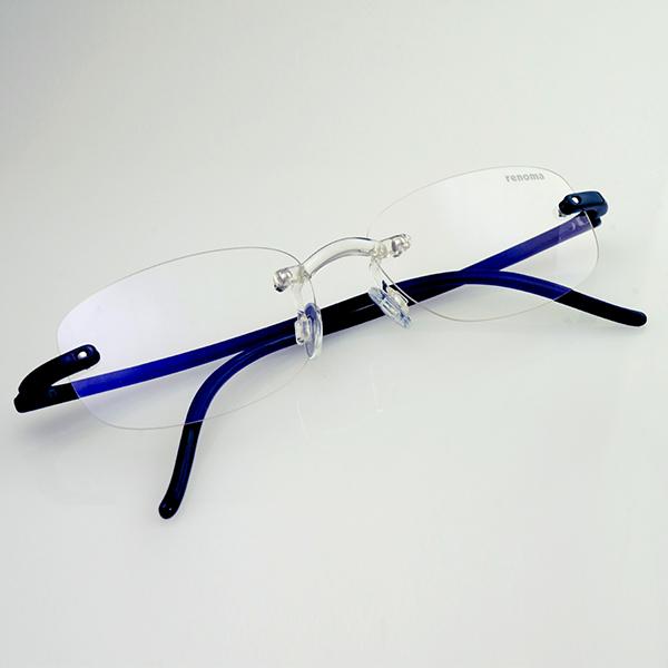 アンペリアル レノマ 超軽量クリアサングラス R-0065