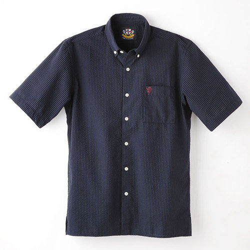 クールマックス ボタンダウンシャツ