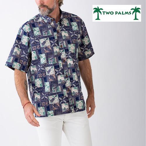 アメリカ製ハワイアンシャツ