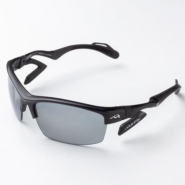 ジゴスペック 鼻でかけない偏光サングラス エアフライ(ゴルフ・テニス・フィッシング用) AF-303