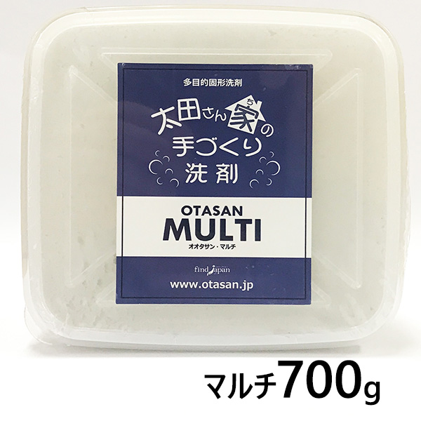 太田さん家の手づくり洗剤 多目的に使用 マルチ 700g
