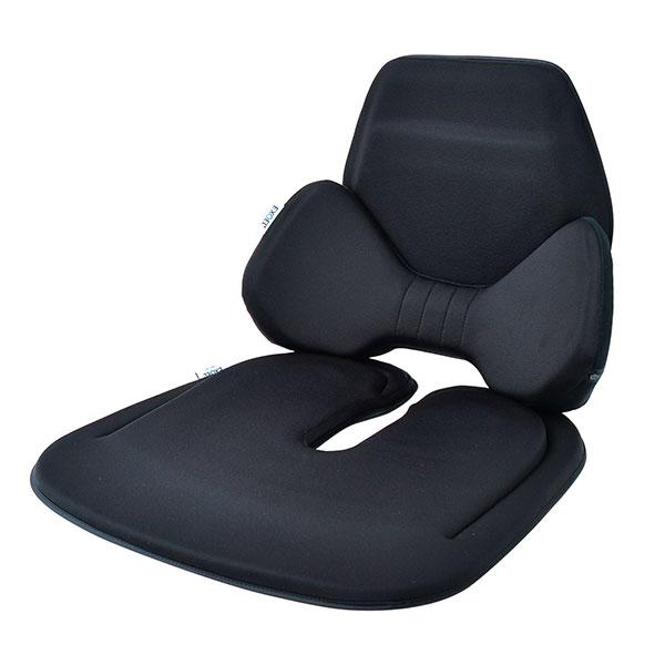 加地 エクスジェル ハグドライブ 円座 シート&バッククッションセット HUD0150