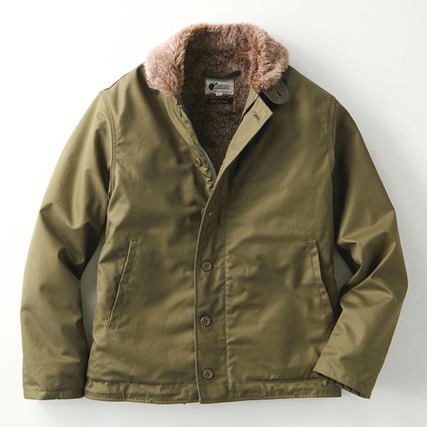 日本製ベンタイル(R) デッキジャケット