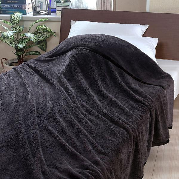 ガマカ工業 岩盤浴のような二枚合わせ毛布
