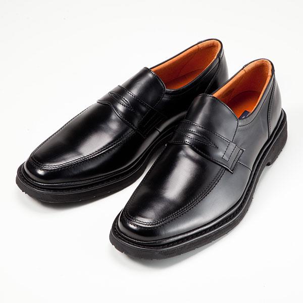 金谷製靴 カネカ 日本製 牛革ビジネスシューズ ローファー 1310