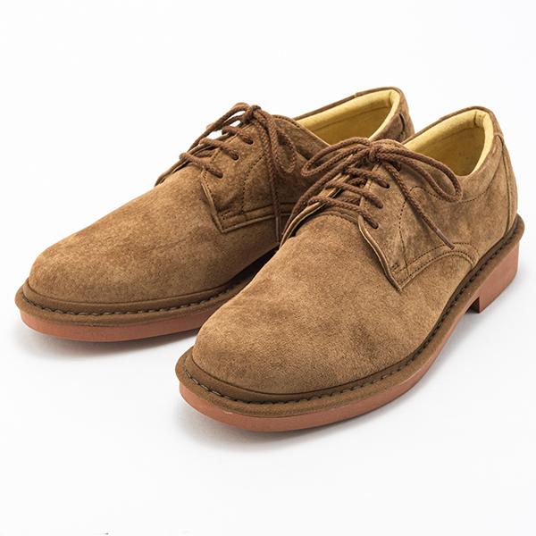 金谷製靴 カネカ 日本製 ピッグスキン ウォーキングシューズ プレーン 3823
