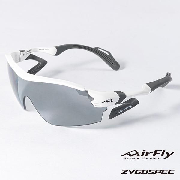 ジゴスペック 鼻でかけない偏光サングラス エアフライ 2021モデル AF-305