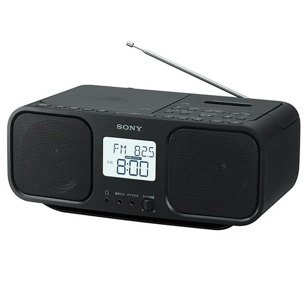 ソニー CDラジオカセットレコーダー
