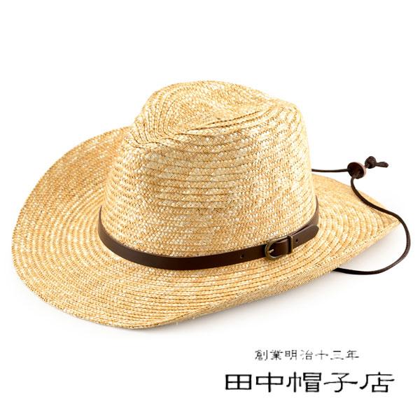 田中帽子店 麦わらテンガロンハット